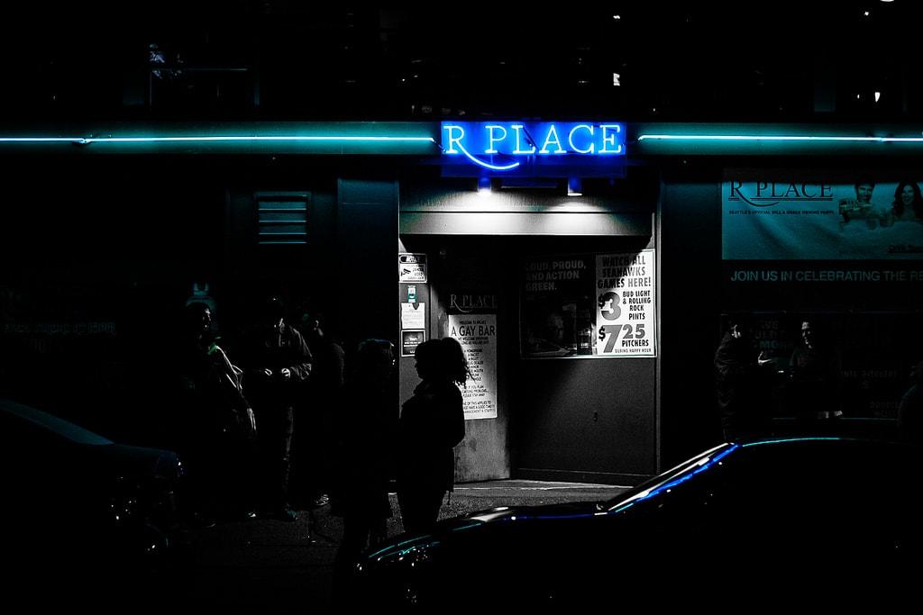 R Place | © Simon Brisebois / Flickr