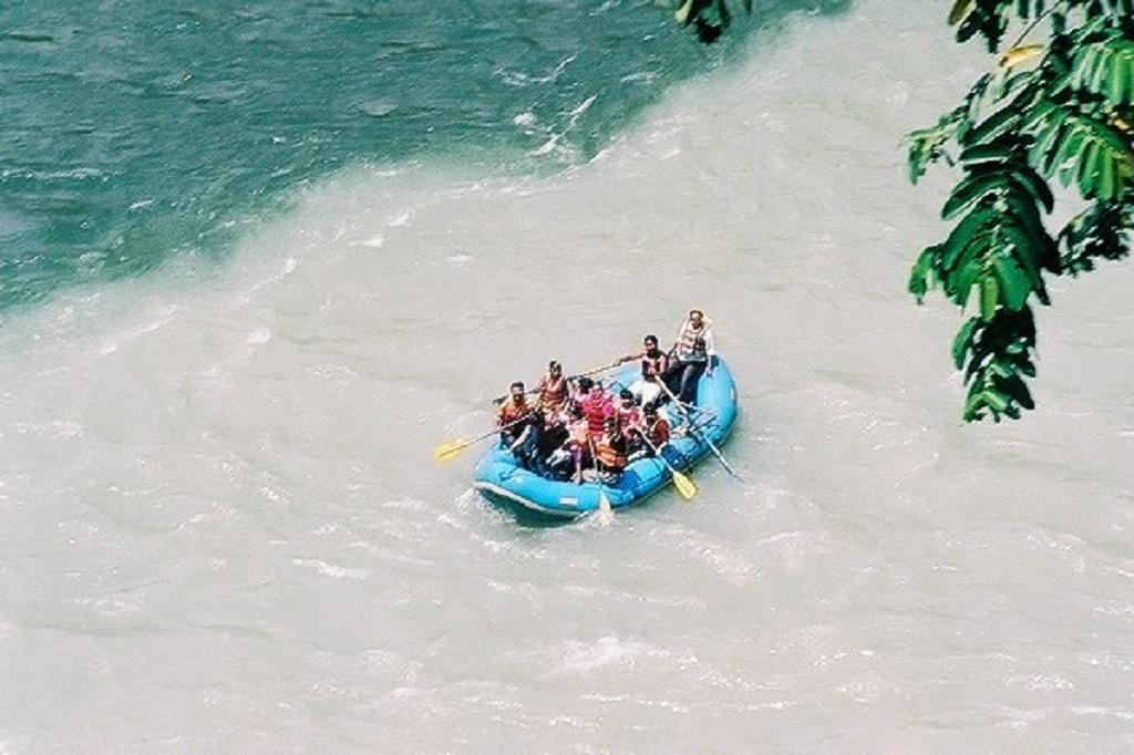 Rafting Darjeeling