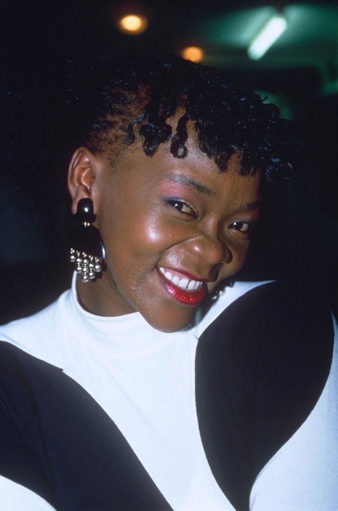 BRENDA FASSIE, SINGER AND NIECE OF NELSON MANDELA - 1991