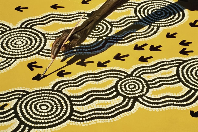 The Ingenious Styles of Australia's Aboriginal Art