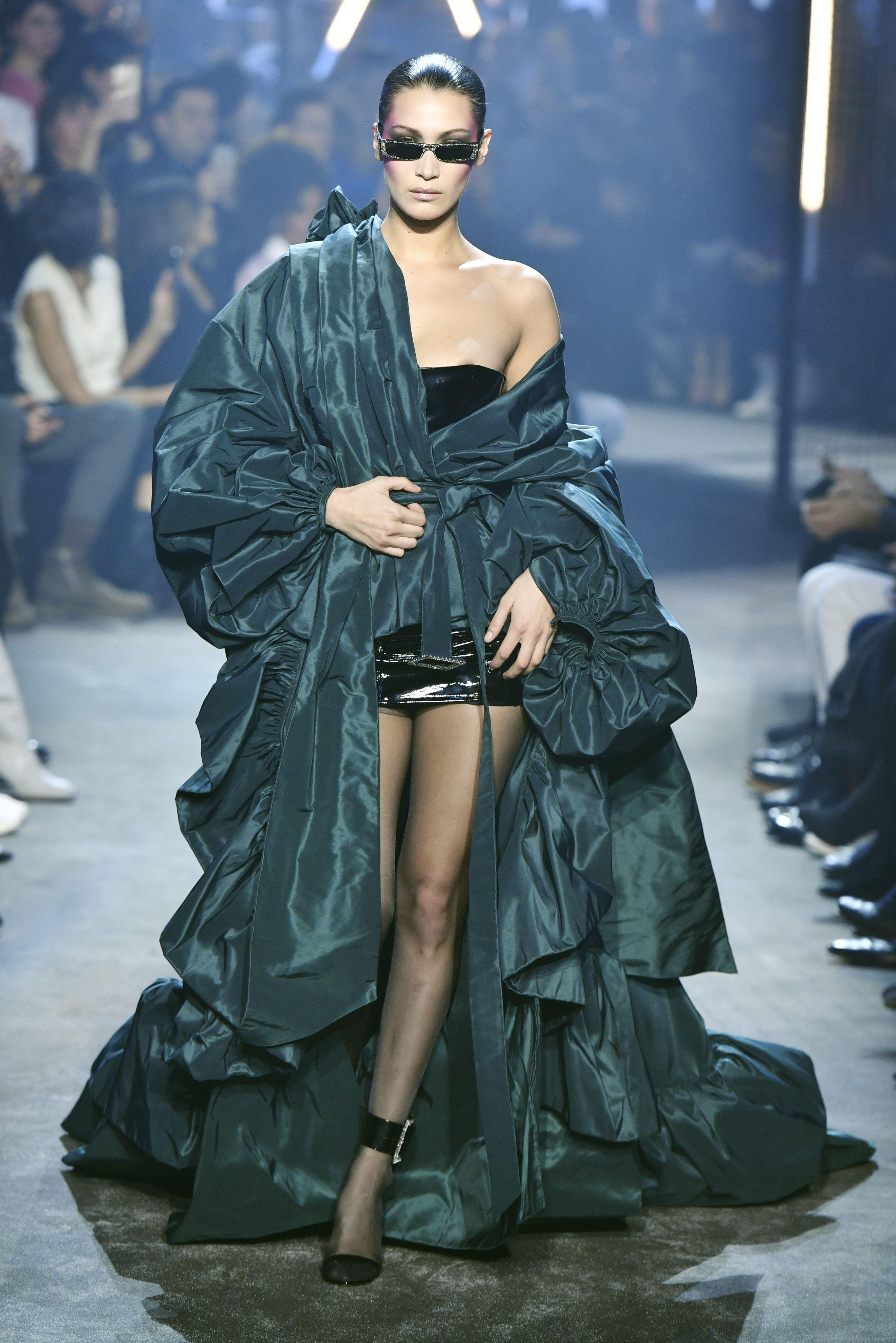 Alexandre Vauthier show, Runway, Spring Summer 2018, Haute Couture Fashion Week, Paris, France - 23 Jan 2018