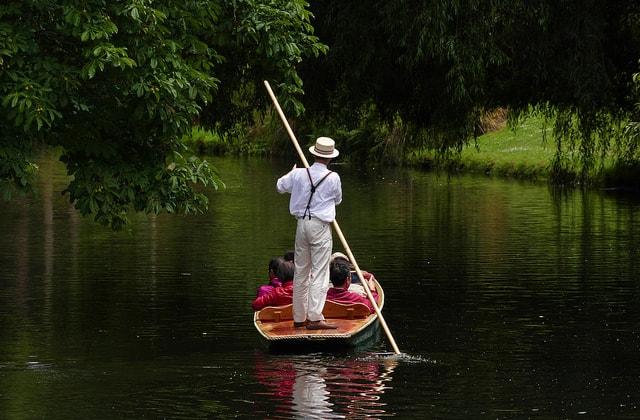 River Avon Punting