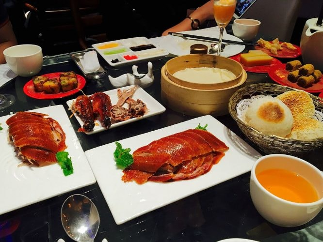 Roast duck is excellent at Ocean Palace | © ZhengZhou/WikiCommons