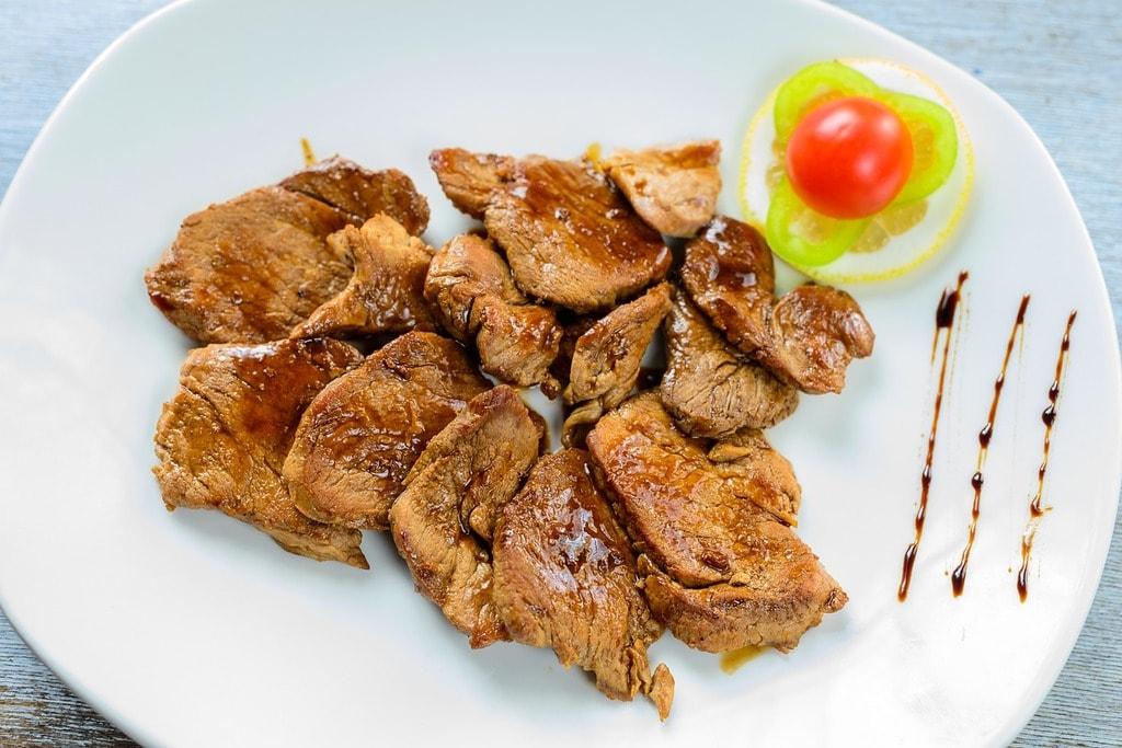 Roast Pork   © nikidinov/Pixabay