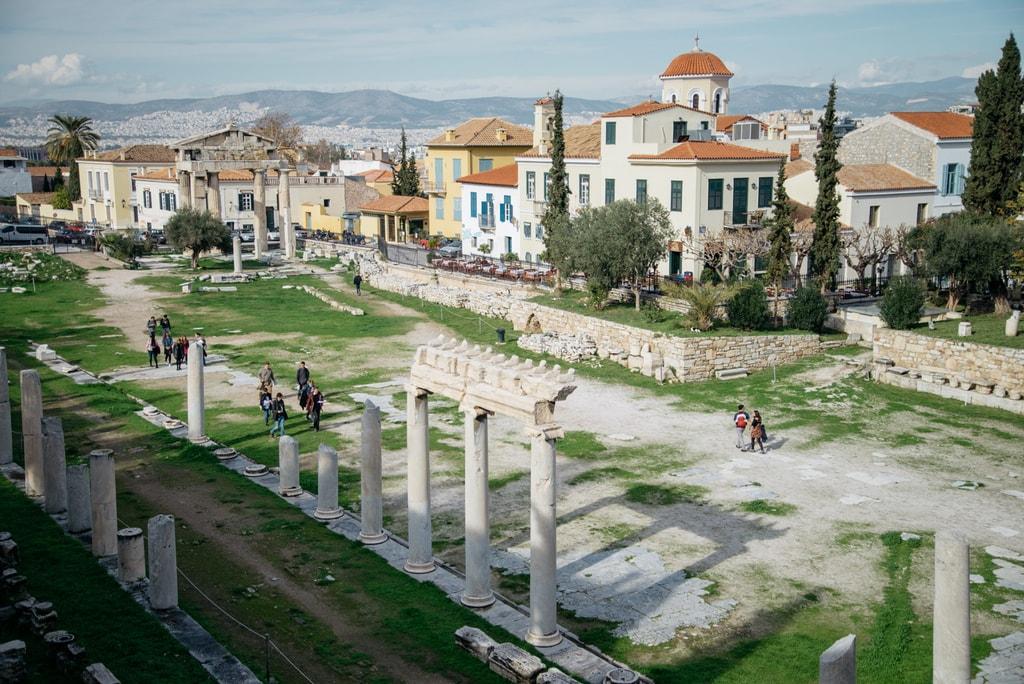 Roman Agora00002