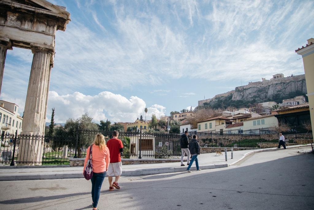 Roman Agora00005