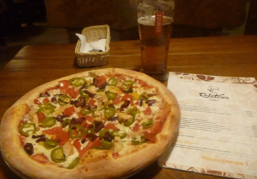 Rotatoria Pizza Malbork