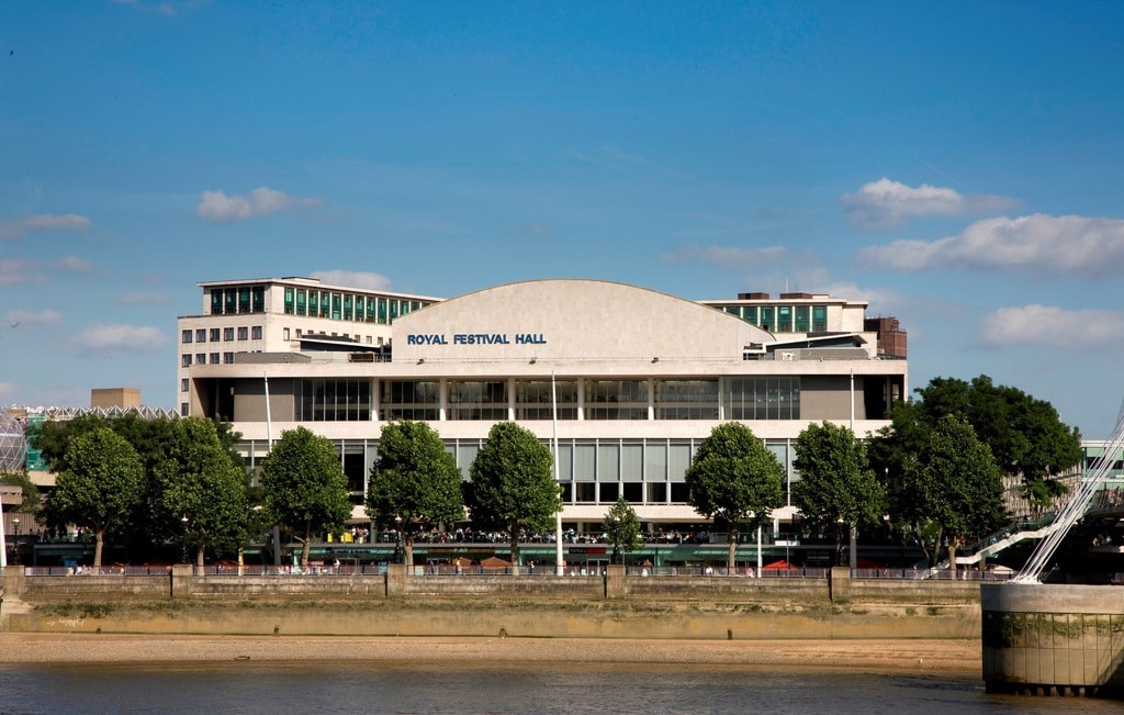 Royal Festival Hall 4. Copyright Morley von Sternberg
