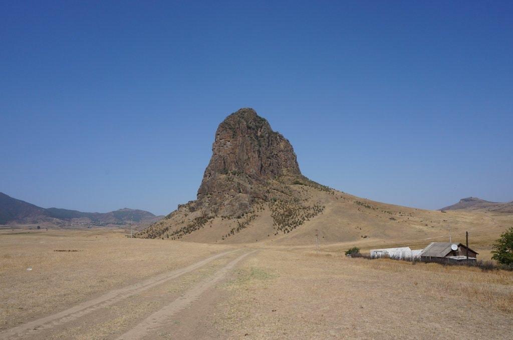 Mount Goyazan, Qazakh | © Sam Bedford