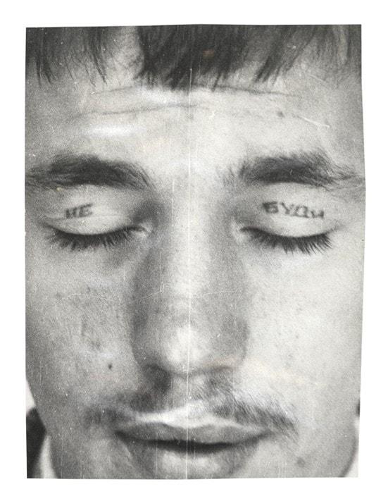 Russian Prison Tattoos 1