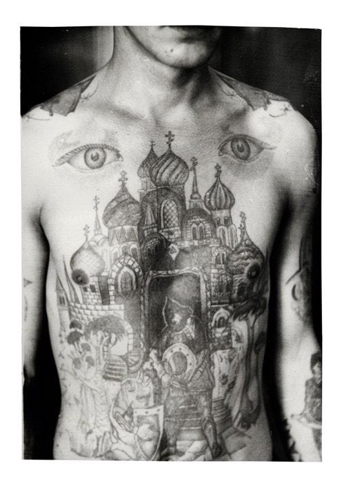 Russian Prison tattoos 10