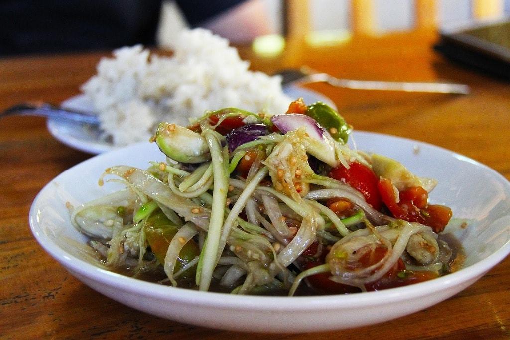 Lao Salad   © sharonang/Pixabay