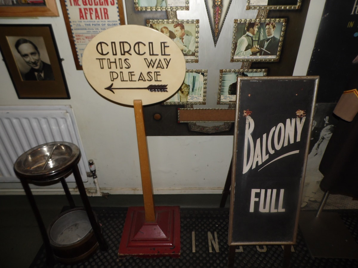 Assorted picturehouse and print memorabilia at the Cinema Museum | © Lynsey Ford/Culture Trip