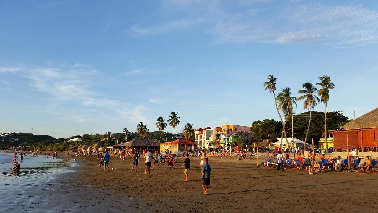 """San Juan del Sur beach in Nicaragua   <a href=""""https://pixabay.com/en/sanjuandelsur-nicaragua-beach-2243980/"""" target=""""_blank"""" rel=""""noopener"""">© Juana Mairena/Pixabay</a>"""