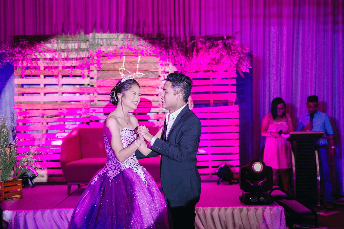 Real Life Fairytale: A Girl's 18th Birthday in the Philippines