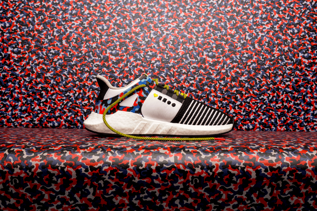 conseguir baratas mitad de descuento mejor sitio Public Transport Is in Vogue: How Berlin's New Adidas Trainers ...