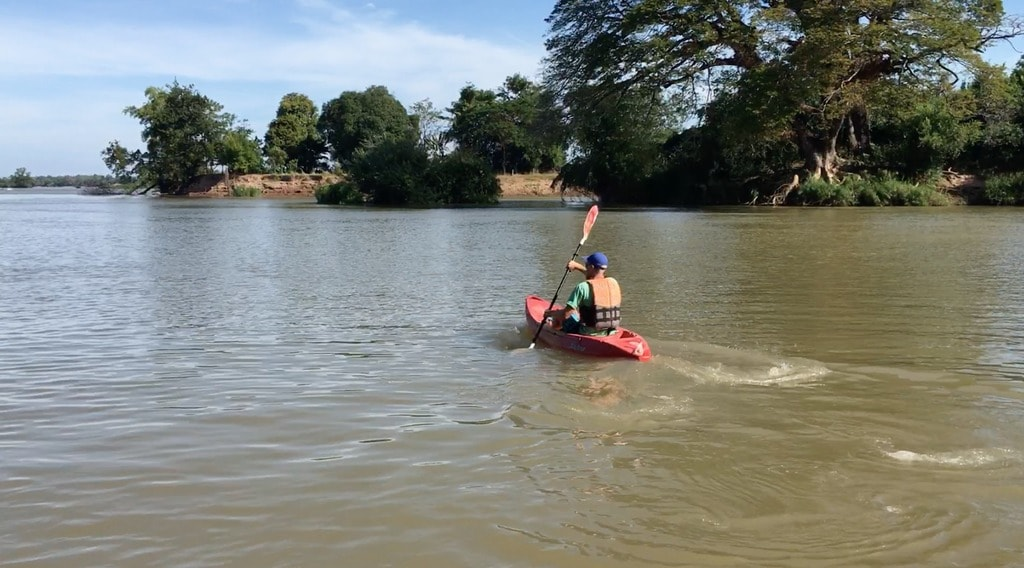 Kayak, Don Det | © Regina Beach/Culture Trip