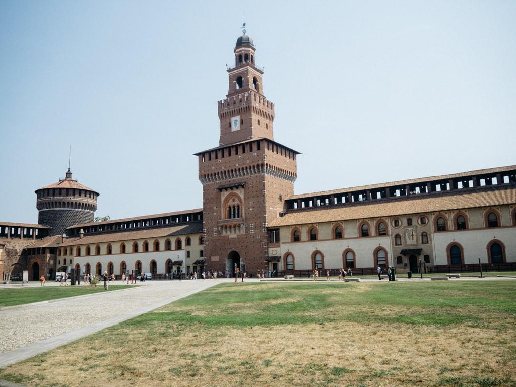 Castello Sforzesco in Milan, Italy | Monika Prokůpková / © Culture Trip