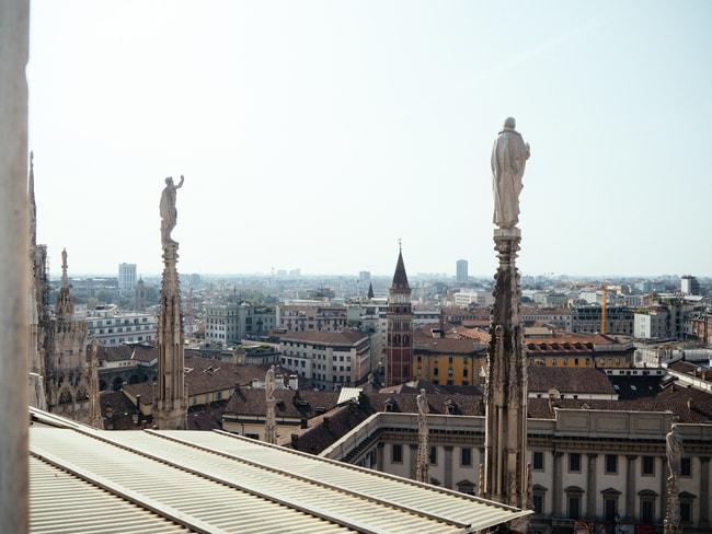 Milan Duomo, Italy   Monika Prokůpková / © Culture Trip