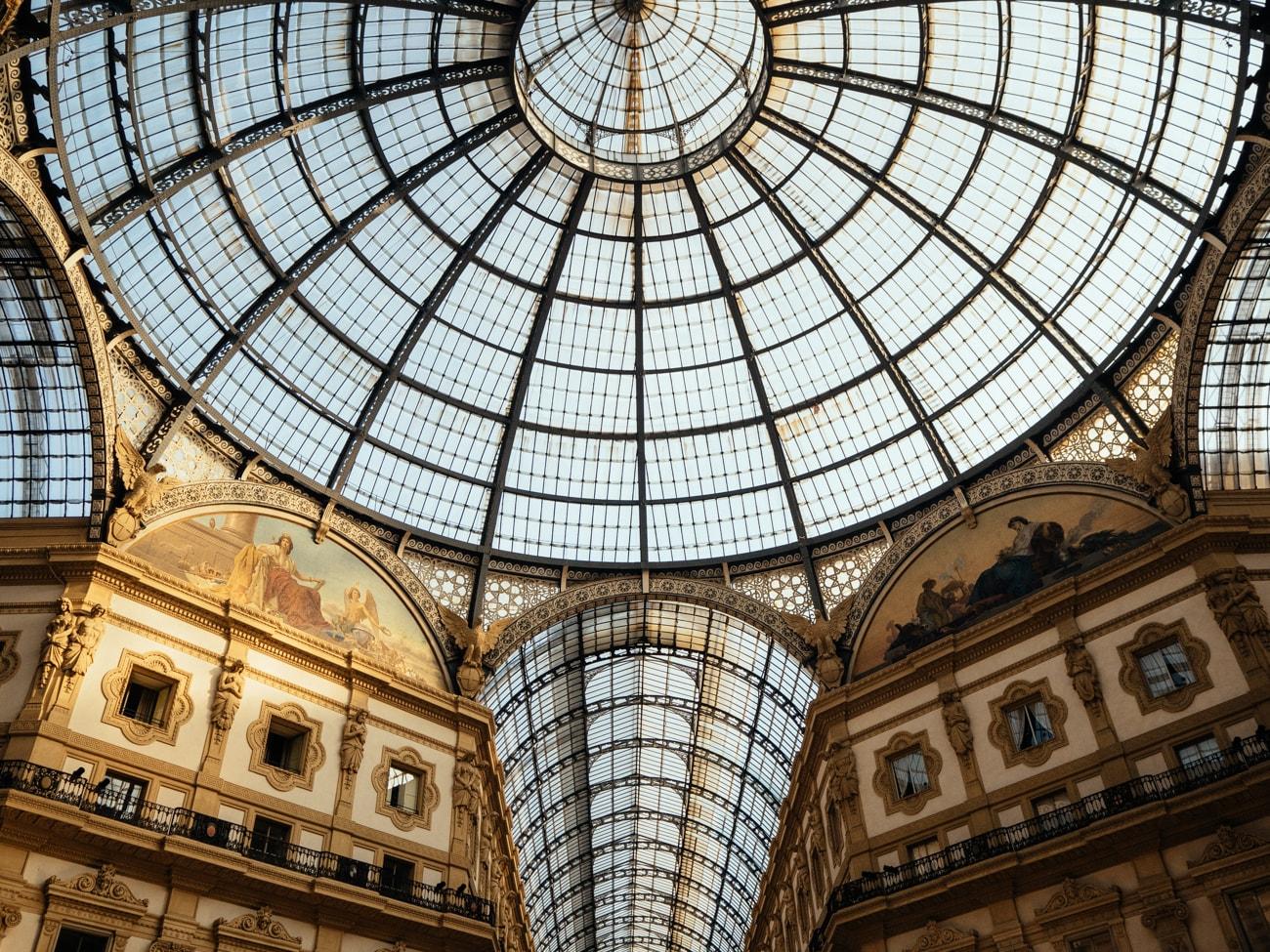 Galleria Vittorio Emanuele in Milan, Italty | Monika Prokůpková / © Culture Trip