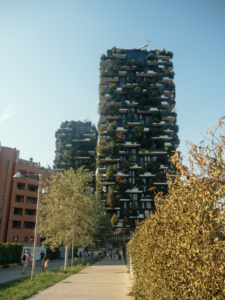 Bosco Verticale in Milan, Italy | Monika Prokůpková / © Culture Trip