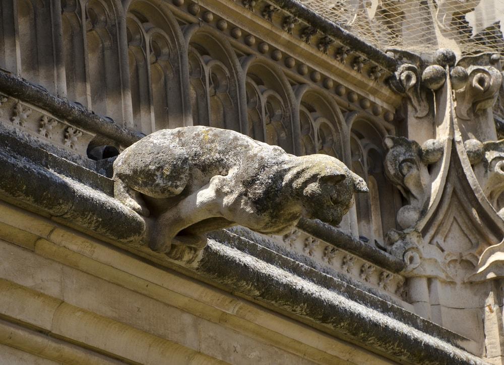 Statue of a cat in Toledo, Spain | © muo/Shutterstock