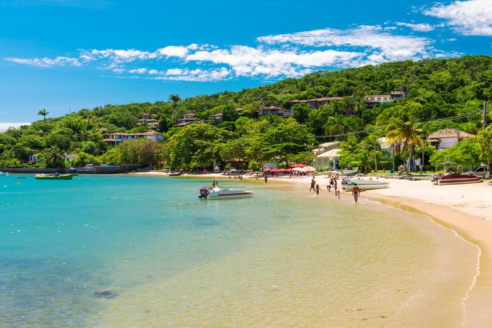 Ossos Beach, Búzios, Brazil | © Catarina Belova/Shutterstock