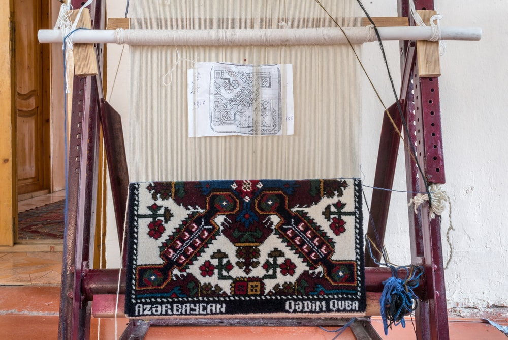One of the well-known cultures are carpet weaving | © Vladimir Sevrinovsky/Shutterstock
