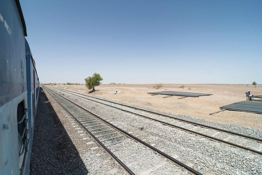 Jaipur - Jaisalmer rail route, India | © Xavier Hoenner/Shutterstock