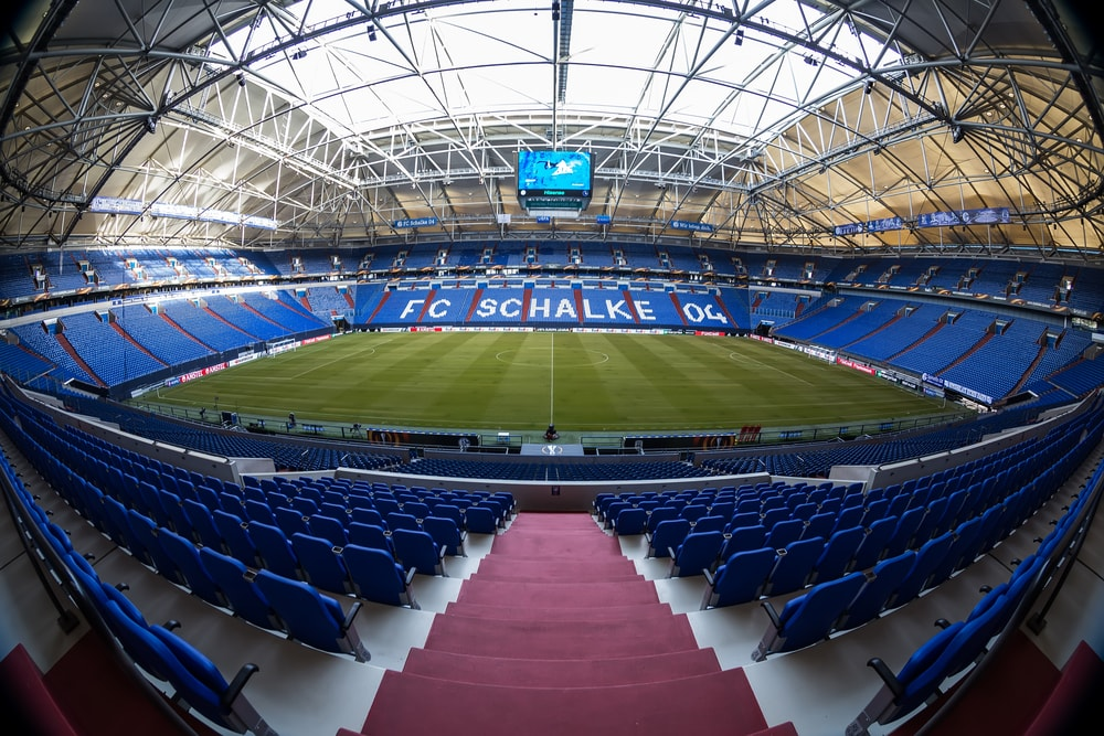Veltins Arena Schalke, Germany