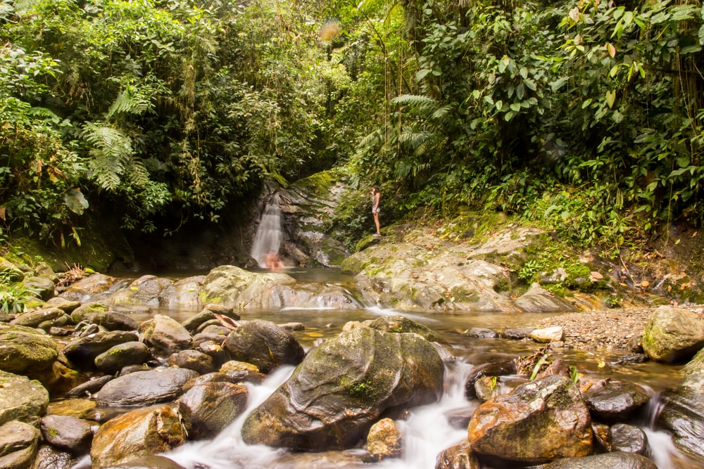 Hiking Tour to the Lost City in Colombia | @ picture4you/Shutterstock