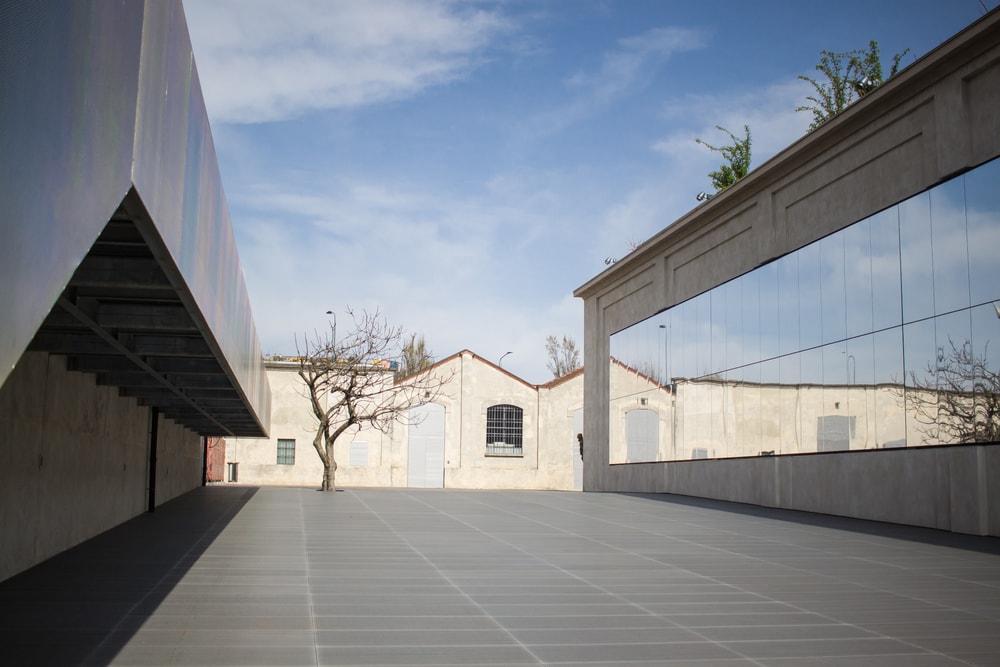 Fondazione Prada in Milan, Italy | © Maria Rom/Shutterstock