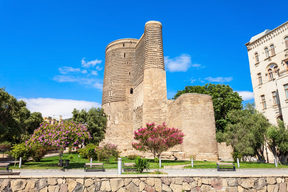 The Murky Past of Baku's Maiden Tower