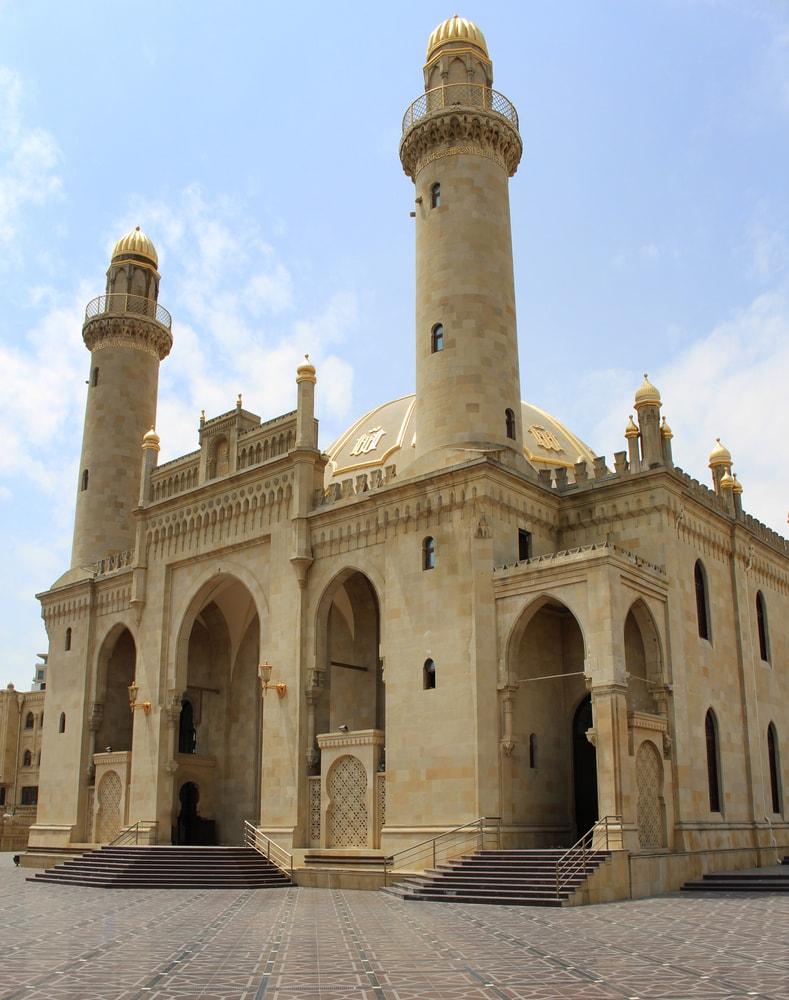 Ancient Teze Pir Mosque | © Nurlan Mammadzada/Shutterstock