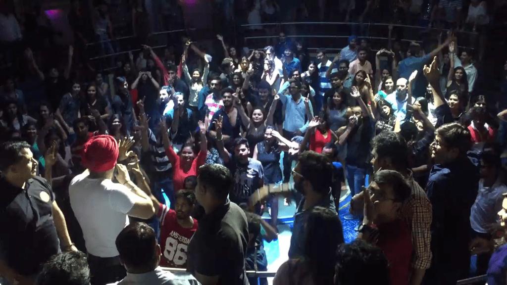 Simranjeet Singh live in AREA 51 ,Pune