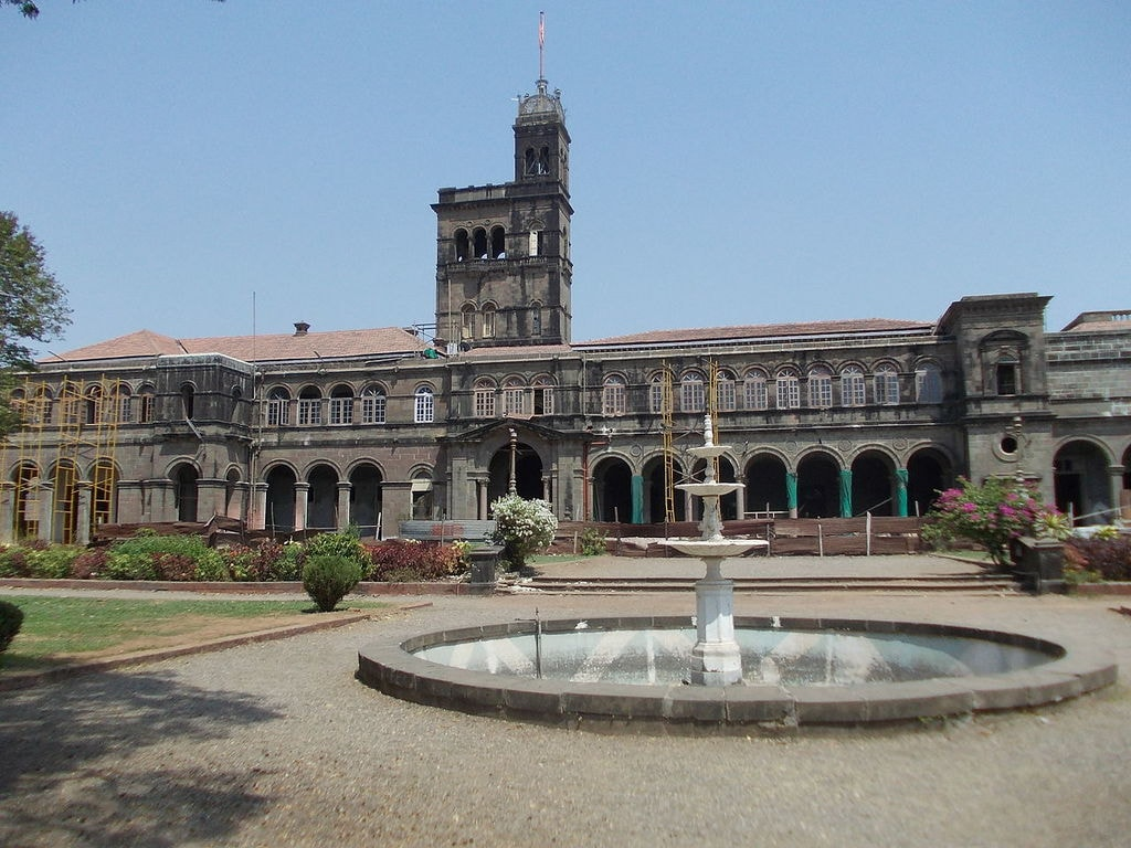 SPPU, Main Building, Pune