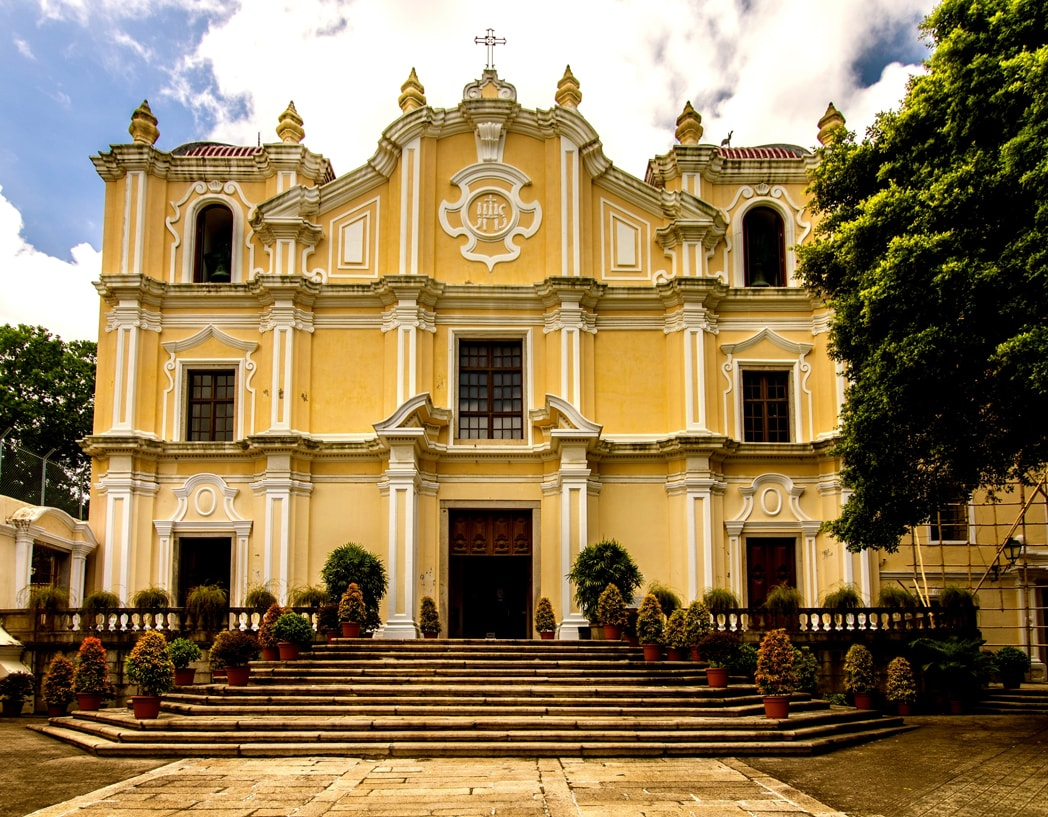 St-Joseph's-Seminary-and-Church-Macau