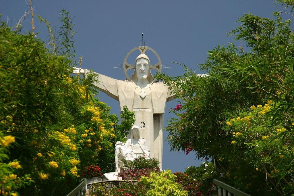 Vung Tau Jesus   © Genghiskhanviet/WikiCommons