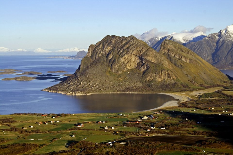 Steigen is a place rich in history -- one of the 6,000 old remains where discovered here | © Aasmund Gylseth, Courtesy of Steigen Kommune