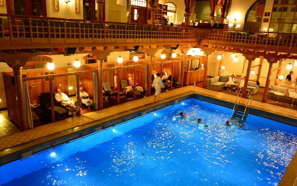 best spa in stockholm