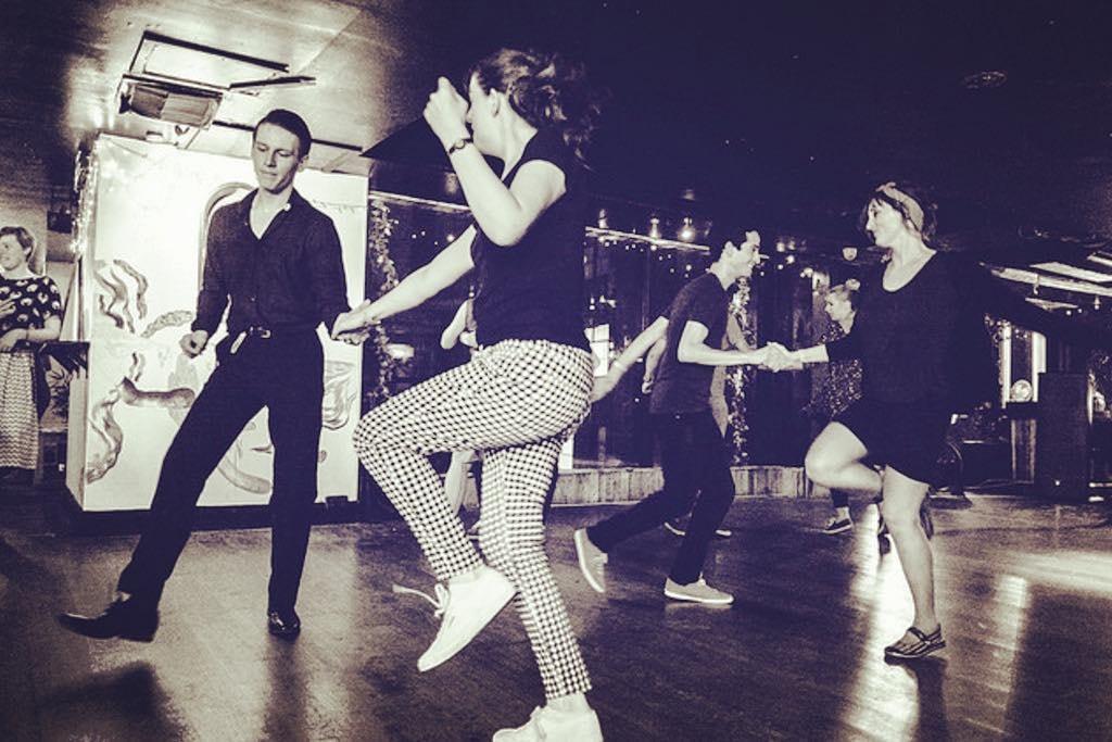 Swing classes at Kommunity   © Facebook