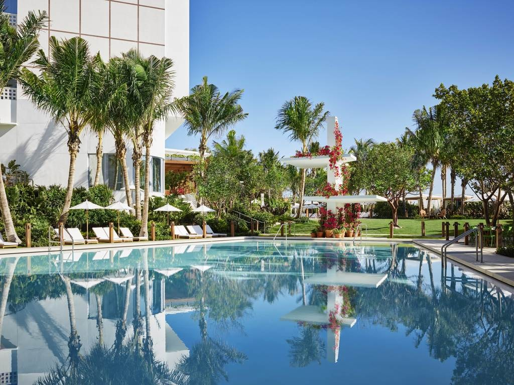 The Miami Beach EDITION - Pool 2