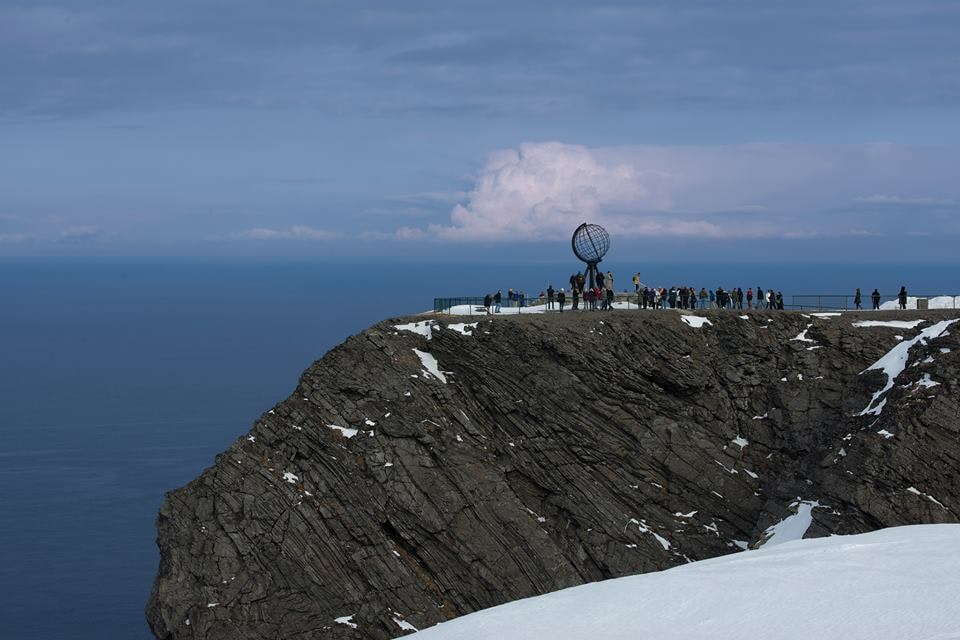 The North Cape   Courtesy of Visit Nordkapp