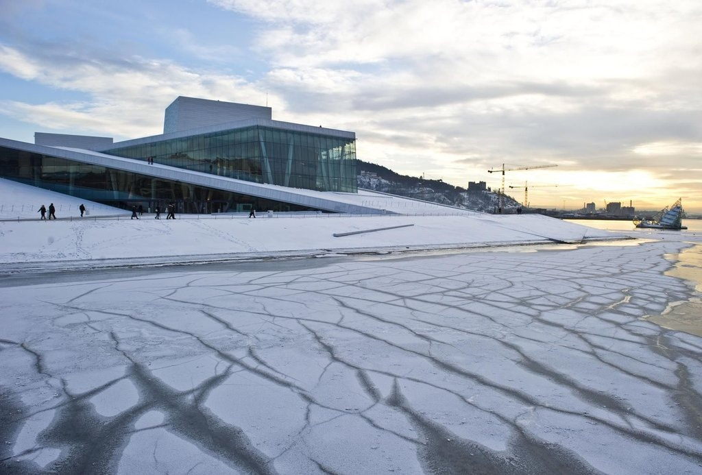 The Oslo Opera House | Courtesy of Den Norske Opera & Ballett