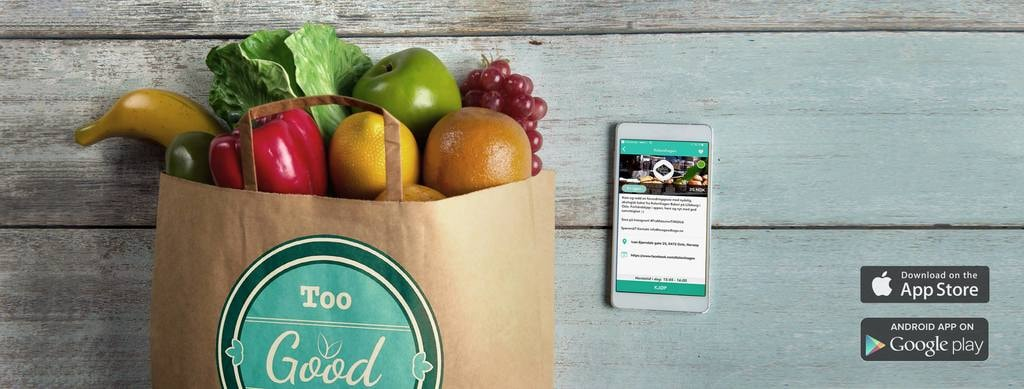 The Too Good to Go app | Courtesy of Too Good to Go