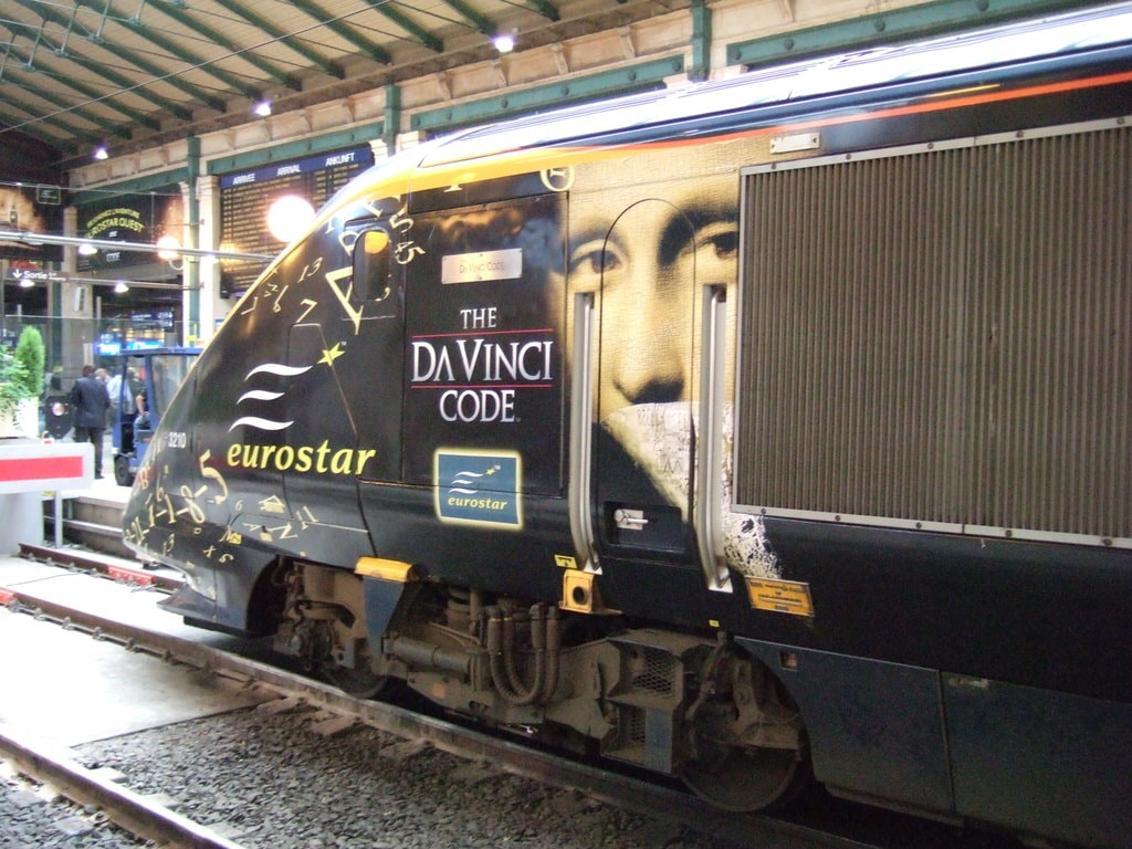 The_Da_Vinci_Code_Eurostar