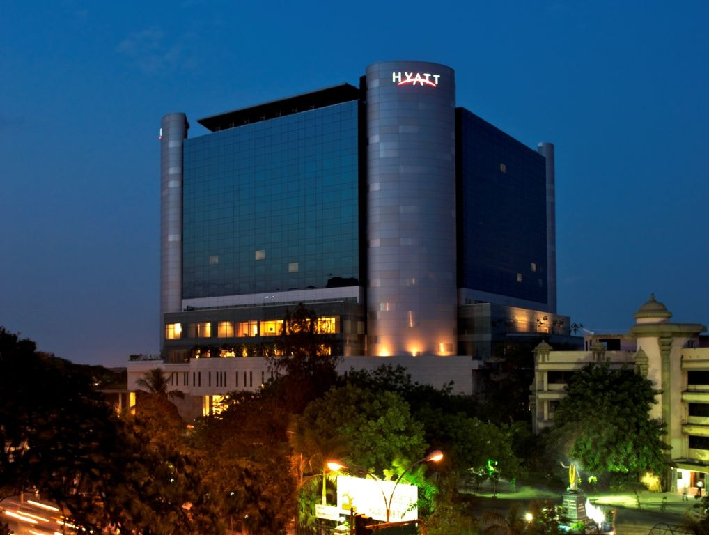 The_first_Hyatt_Hotel_in_South_India