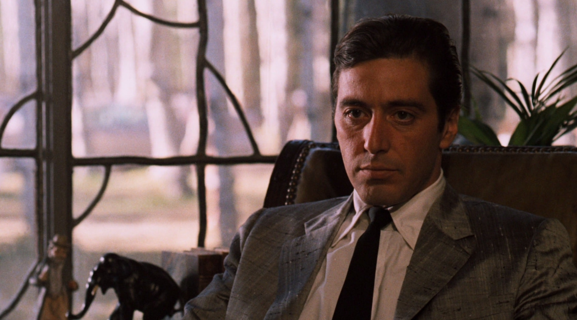 Al Pacino in <em>The Godfather Part II</em>   © Paramount Pictures