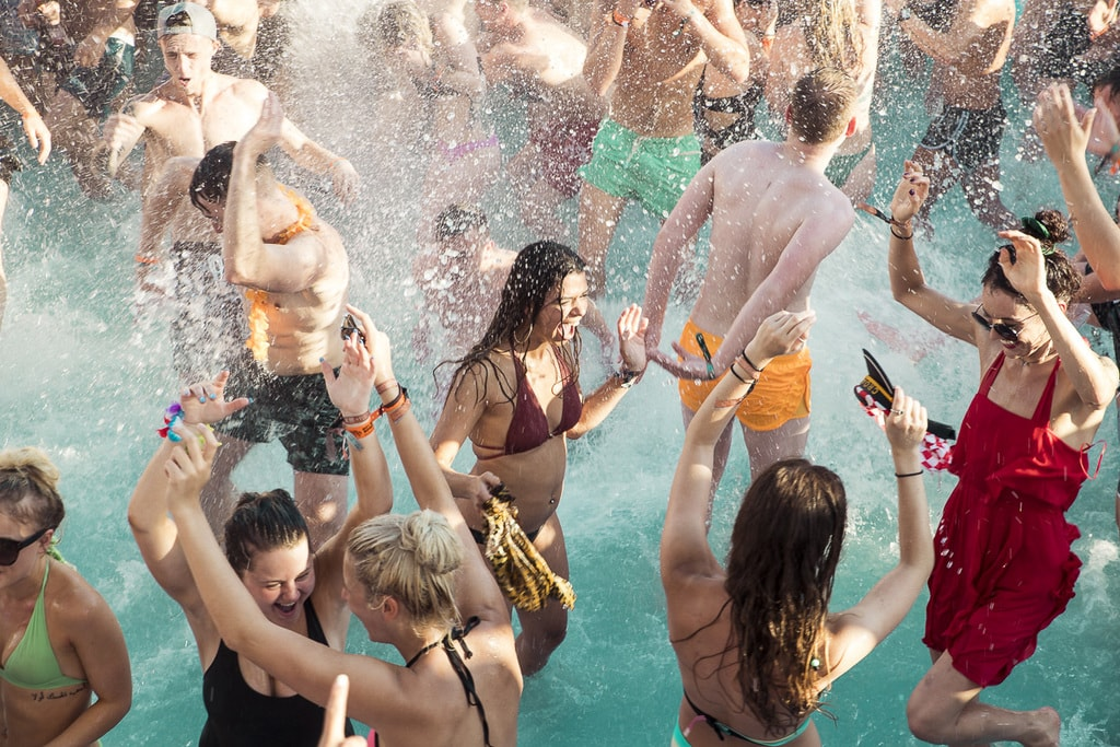 Pool party, Zrće   © Gary Brown/Courtesy of Full Fat
