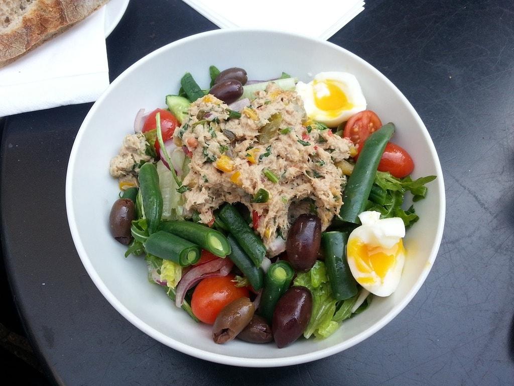 Tuna Salad   ©sea2400/Pixabay